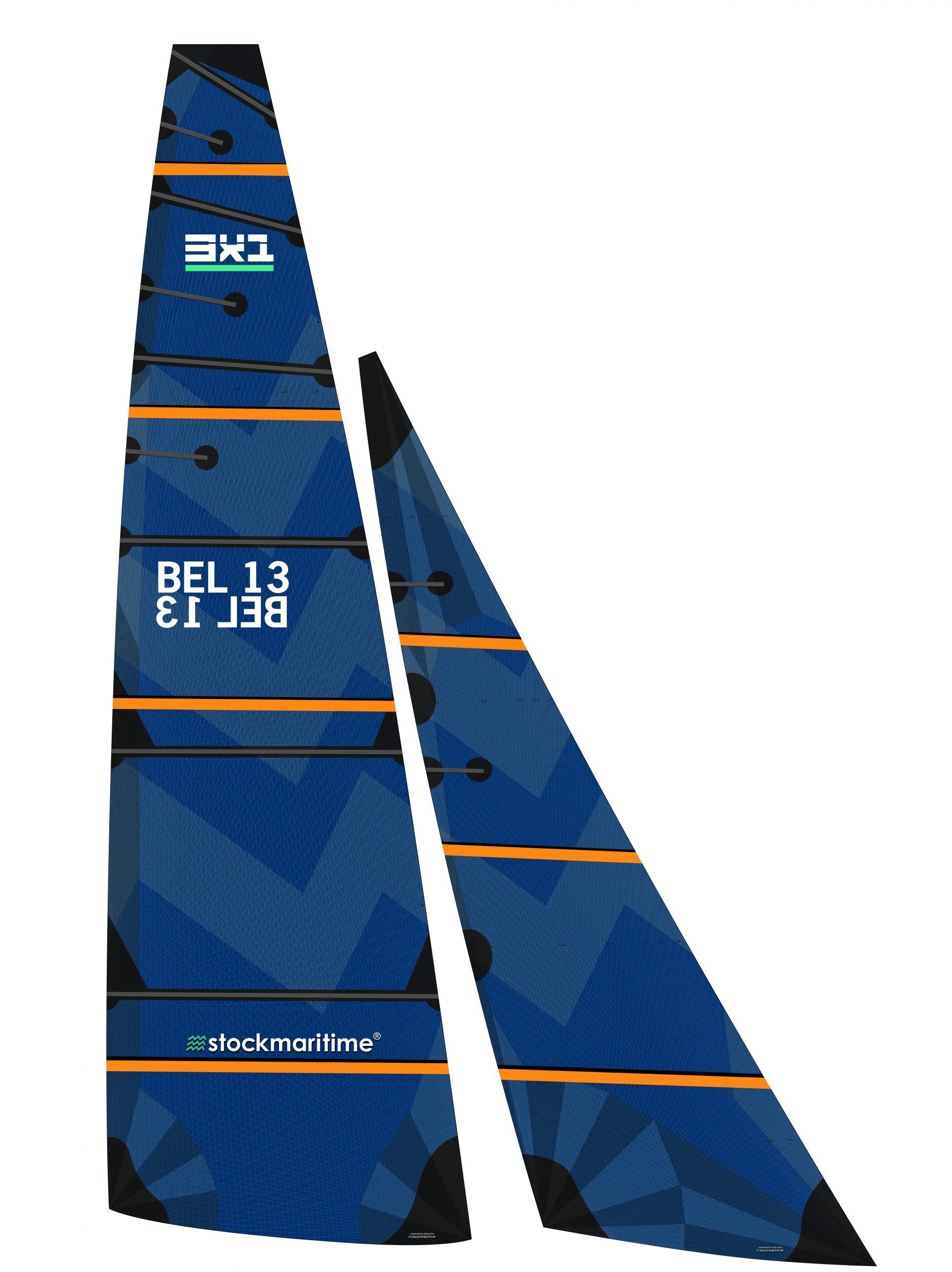 STM Blau-Orange