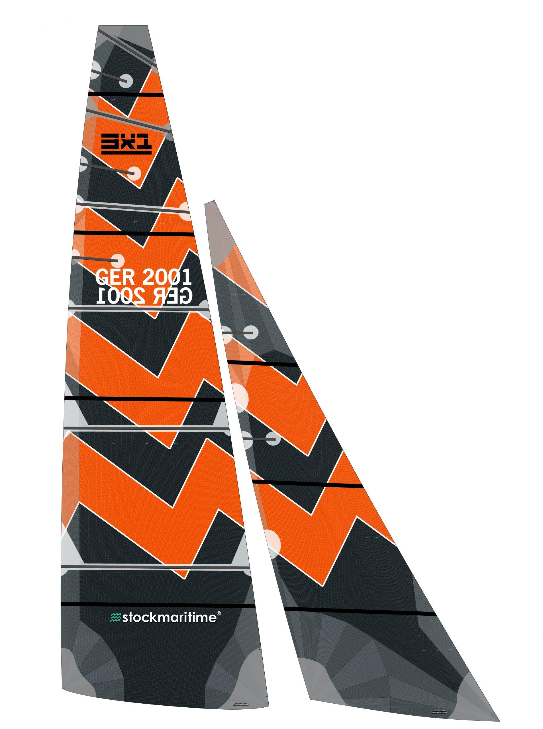 STM Schwarz-Orange
